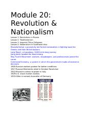 Module 20_ Revolution & Nationalism.docx