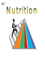 027_Nutrition
