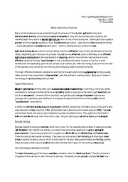 20821230-IBWG-Modern-Agricultural-Practices-Notes