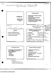 notes ch 6 communicating effectively across cultures