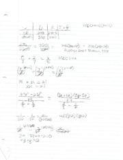 ALGEBRA II LCD NOTES