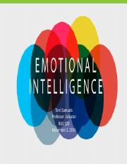 BUS 520 Assignment 1 - Emotional Intelligence and Effective Leadership.pptx