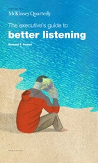 The executive's guide to better listening