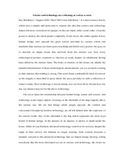 Essay (1) Science and Technology.edited