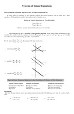-CA-HO-Systems of Linear Equations