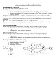 Information Systems in Business Week 9 Notes.docx