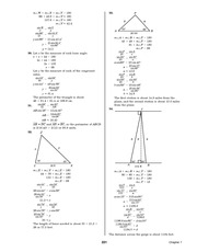 Pre-Calculus Homework Solutions 219