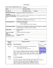 English_Grade 8_Unit 4. Sport, Health and Exercise_Health and Treatment_Lesson plan_Version 2.docx