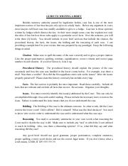 Case brief example brandenburg v ohio 395 us 4441969 facts the 1 pages guide to writing a brief pronofoot35fo Gallery