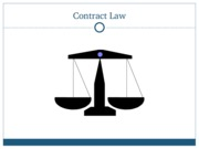 Introduction to Contracts