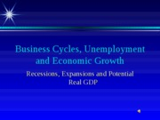 Lecture17BusinessCycles