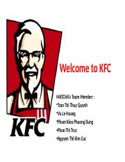 KFC - MATCHA GROUP (updated 17 Oct)