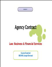 L4 Agency Contract 2016 17.ppt