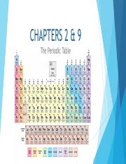 CHMG-131_Topic_3_Periodic Table_Lectures