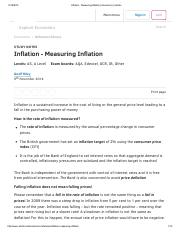 Inflation - Measuring Inflation_11_02_2018_23_28