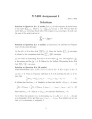 MA203 Assignment 2_2015_solutions.pdf