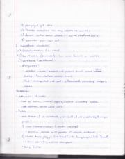 Chapter 35 and 30 Notes