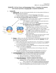 Lecture 9&10 Notes