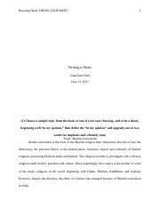 Writing Assignment F. Writing a Thesis.docx