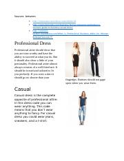 profesional dress poster.docx