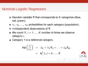 Logistic Regression Notes
