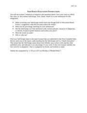 clst 100 quiz 1