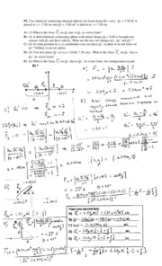 PHY108_S09_Exam1_Solutions