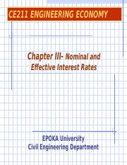 Chapter 3- Nominal and Effective Interest Rate (1).ppt