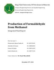 Production_of_Formaldehyde_from_Methanol.pdf