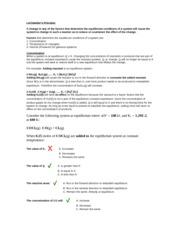 11.7.11c_LeChatelier's Principle - Concentration