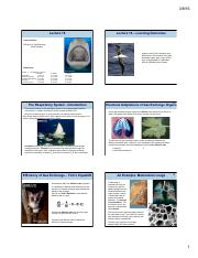 Lecture 16 (6 slides per page) Spring 2016