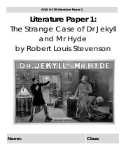 Jekyll and Hyde Study Pack.pdf
