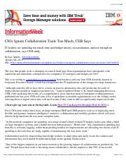 InformationWeek - CIOs need to focus on collaboration.pdf