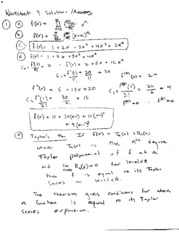 worksheet solutions 9