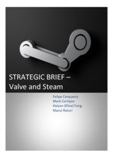 Valve and Steam (Report)
