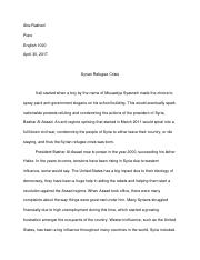 Task II - Task2 XAP1 Western Governors University Evidence Based