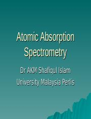 Atomic Absorption Spectrometry.ppt