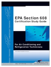 6085 epa study guide american trainco epa section 608 rh coursehero com Examples Study Guide Pretty Study Guides