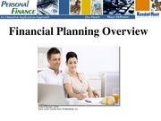 3 - Financial Planning