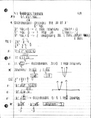 MAT 0056- Quadratic Formula & Imaginary Number System