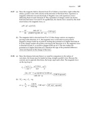 25_Ch 19 College Physics ProblemCH19 Magnetism