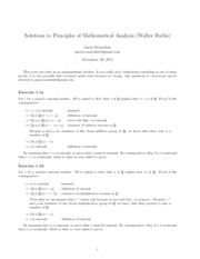 Solutions to Rudin Principles of Mathematical Analysis.pdf