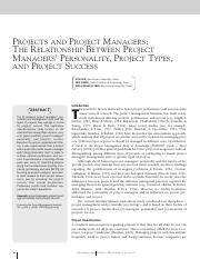 02The relationship between PMs personality project type and project success.pdf