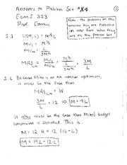 Econ 323 Study Guide ps3_solutions