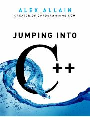 jumping_into_c++_sample_toc