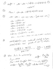 Probability Questions 1 Solutions