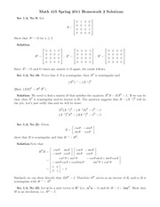 Math415HaboushHW2Solutions