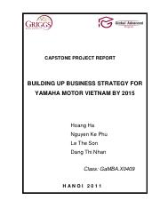 Business Strategy for Yamaha Motors.pdf