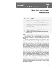 lab simulation exercise 7 respiratory system Scin132 student warning of human anatomy and physiology by using laboratory simulation software physioex lab manual: exercise 7: respiratory system mechanics.