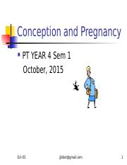 Conception and Pregnancy 2015.pptx